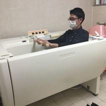 入浴機器t4