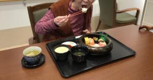 出前ランチ(寿司)2